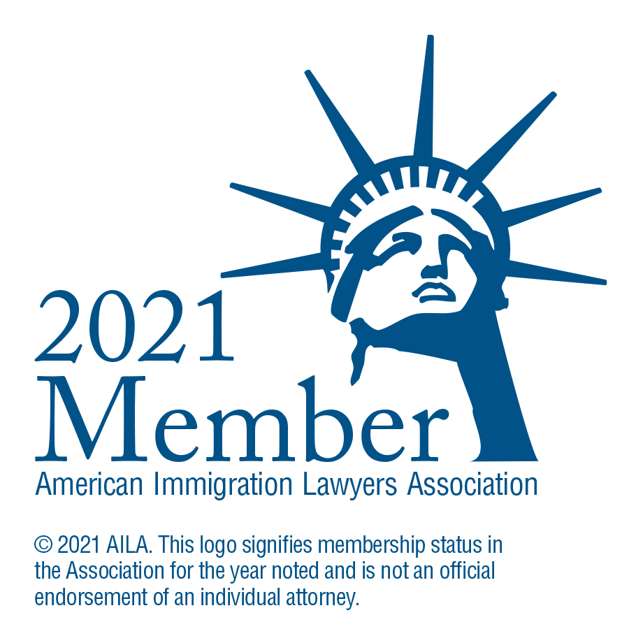 2021 American Immigration Lawyers Association Member
